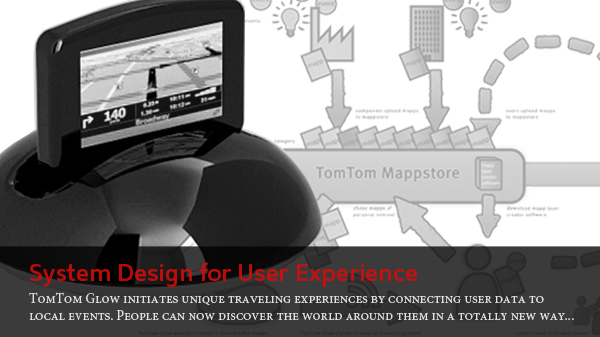 TomTom's personalized navigation concept