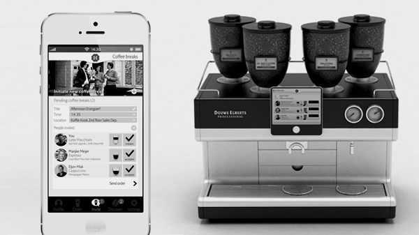 Building consumer engagement with a coffee customization app